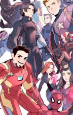 My Love-s  (Avengers Various X Reader) by stabbed-smiley
