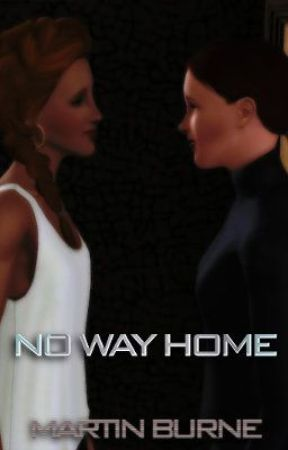 No Way Home by burneplasmafire