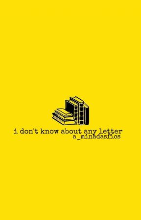 I don't know about any letter ➳lams by aisthatsad