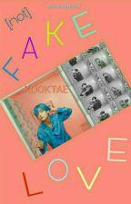 [not] FAKE LOVE ~KOOKV~ by NSMJPTJ