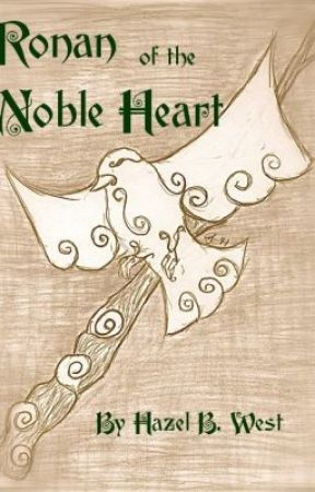 Ronan of the Noble Heart (A Retelling of Kate Crackernut) by hazelwest