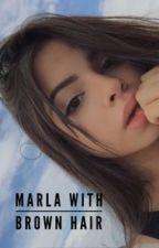 Marla With Brown Hair by verociawantsdie