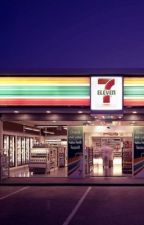 The 7 Eleven Down the Road ~ ℜyatt by AsstheticTrash