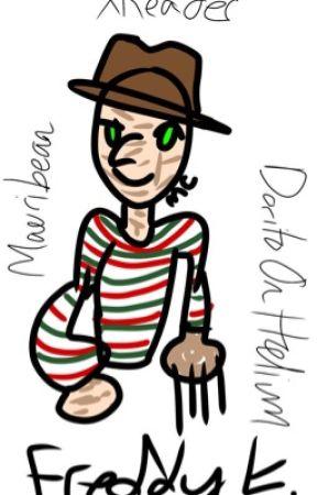 Freddy Krueger x Fem!Reader by DoritoOnHelium