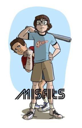 Misfits by JackDGrazer