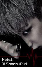Heist | Monsta X | Mafia au by NLShadowGirl