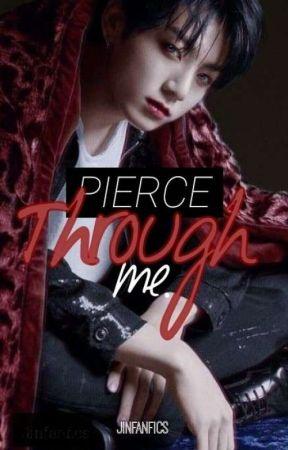 Pierce Through Me • KookJin by Jinista