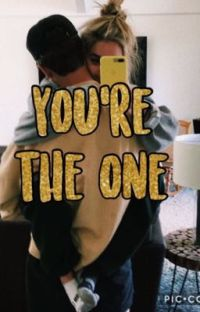 You're the One// David Dobrik fanfic cover