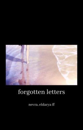 FORGOTTEN LETTERS; eldarya, nevra by adwokat-
