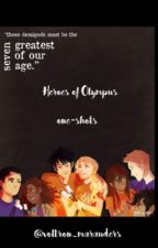 Heroes of Olympus one shots by voltron_marauders