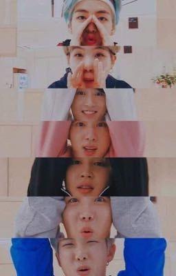 [imagine] BTS X you