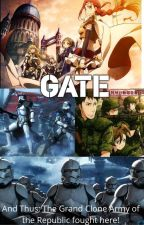 Gate: And Thus, The Grand Clone Army of the Republic fought here! by ArmyGroupCenter