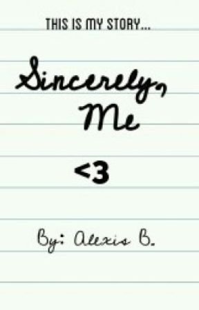 Sincerely, Me by amb1233