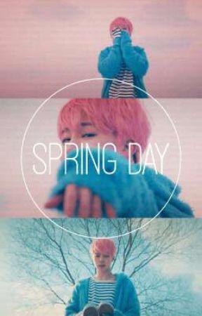 Spring Day  by btslover-suga