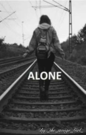 •Alone. by _the_stange_Girl_