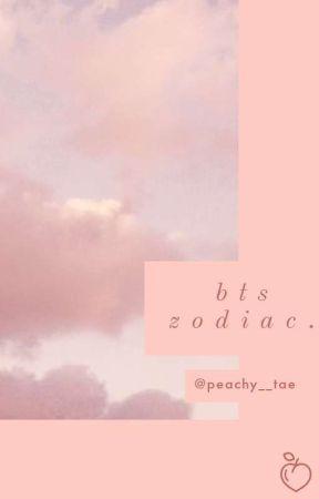 𝐛𝐭𝐬 𝐳𝐨𝐝𝐢𝐚𝐜. by peachy__tae