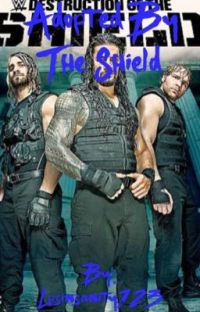 Adopted By The Shield  cover