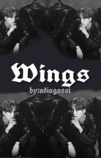 wings|| Bts by adi_agassi