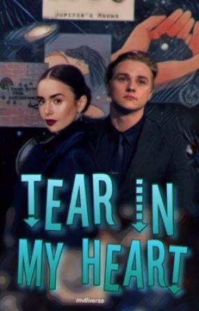 TEAR IN MY HEART ( ben hardy. ) by surrealisms