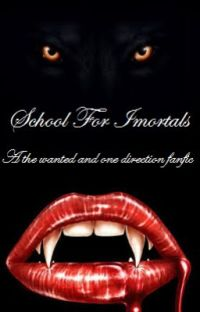 School For Immortals cover