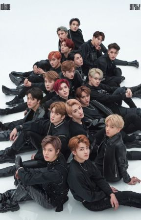 NCT Reactions by allyreactions