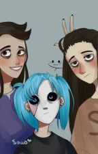{SallyFace} Fired Up - Larry X Reader by sophiev03