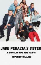 Jake Peralta's sister. Brooklyn Nine Nine.  by supernatural1133