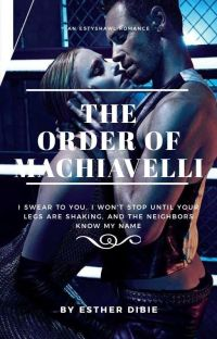 The Order Of Machiavelli  cover