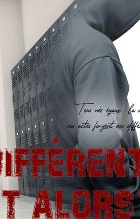 Différent, et alors ? ( Auto Edition)  by angecathy