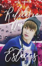 Relicário das Estações • Kim Taehyung, de BTS_colabs