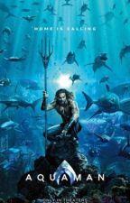 Aquaman  by Artsygirl37