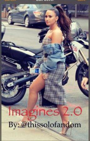 Imagines: Book II by thissolofandom