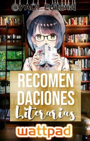 Recomendaciones Literarias by YAOI_Editorial