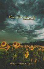 Thunderstruck « Boku no Hero Academia » by WhovianWhoudini