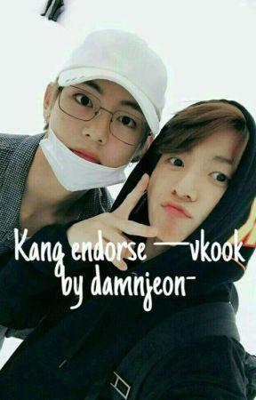Kang Endorse -vkook by taeramishu
