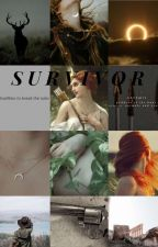 Survivor • I. Jones by -laxyaphrxdite
