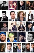 Celebrity Crushes by HeavensFallenAngel_