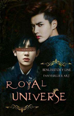 Royal Universe(KRISYEOL) by Ben_Li