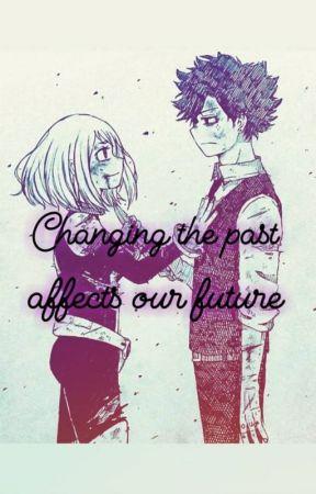 Changing The Past Affects Our Future (Part #1): Izuocha: Villain Deku AU by Shotoravity