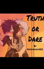 Truth or Dare (Ask Zanvis) by Hoodiegirl1620