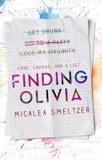 Finding Olivia by micaleasmeltzer