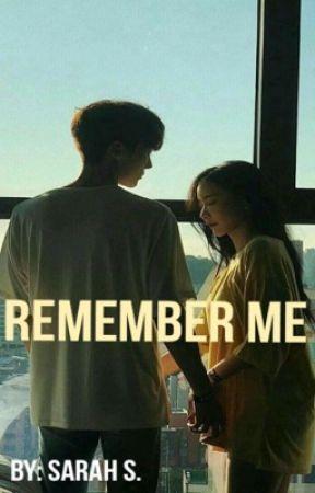 Remember Me (Never Test Aphrodite) by Sj0993