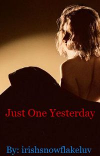 Just One Yesterday cover