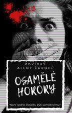 Povídky Aleny Čadové - Osamělé horory od AlenaCadova