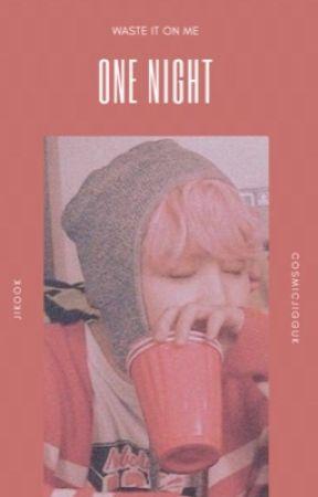 one night   jikook by cosmicjigguk