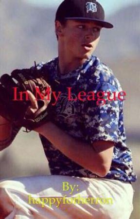 [✔️] In My League ~ Jonah Marais by happyforherron