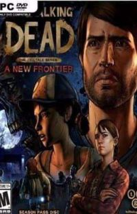 The Walking Dead: A New Frontier (Male!Clementine x Female!Reader) cover
