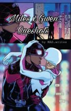 Miles x Gwen ONESHOTS by MAD_writes