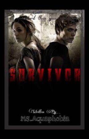 Survivor ✔️ by Ms_Aquaphobia