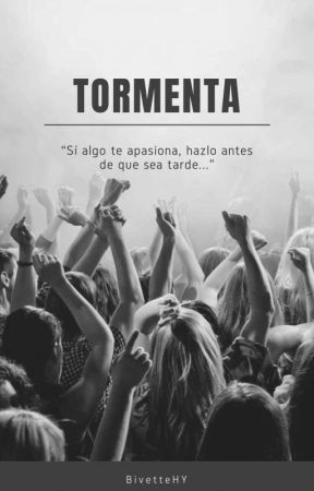 TORMENTA by BIvetteRO